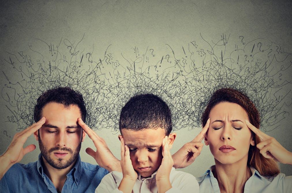 kaygı bozukluğu, bireysel psikoterapist