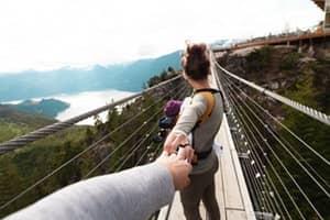 yükseklik fobisi